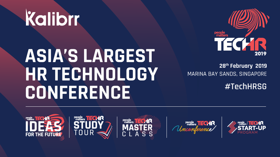 Asia's Largest HR Technology Conference