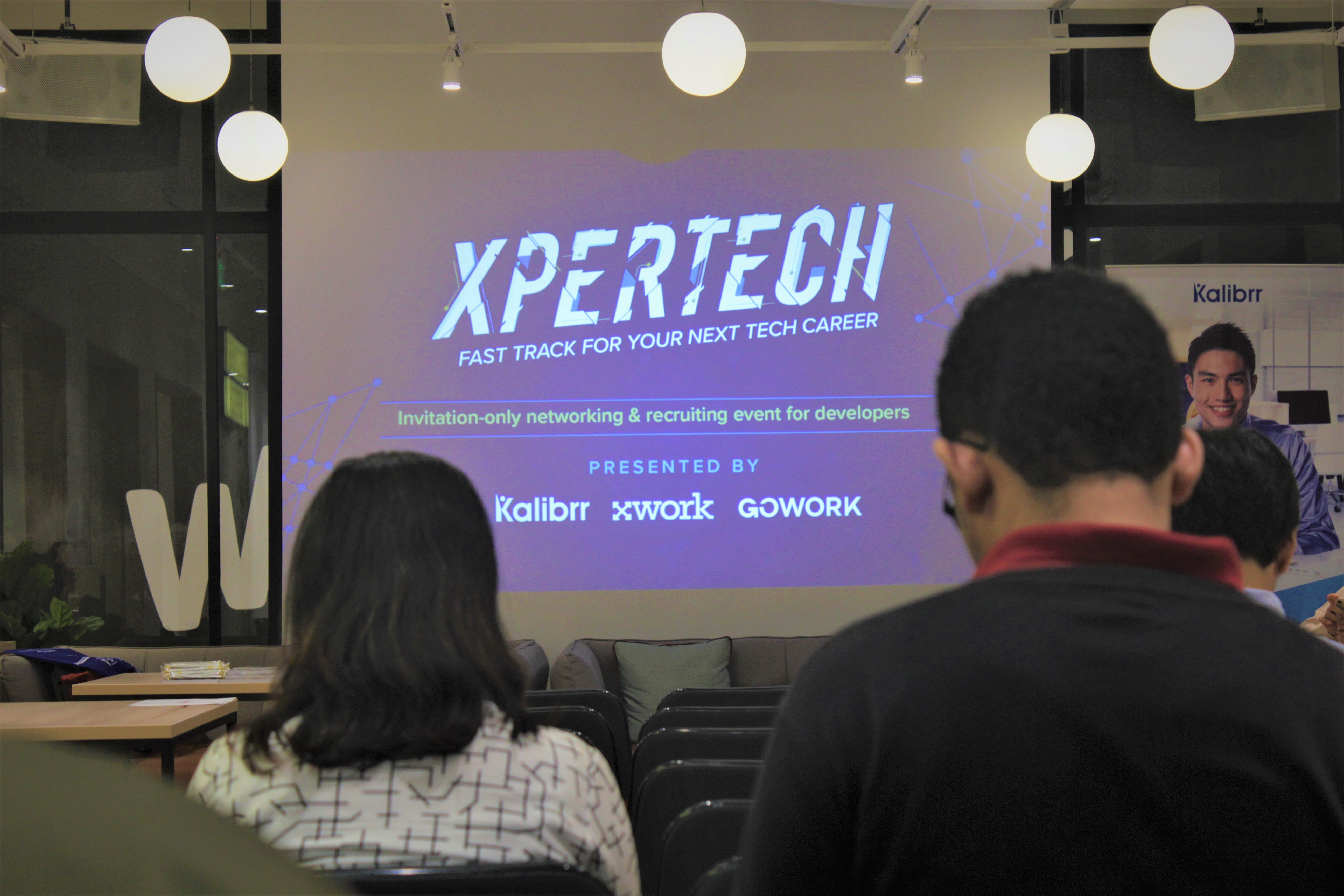 XperTech: Speed-Dating Recruitment by Kalibrr
