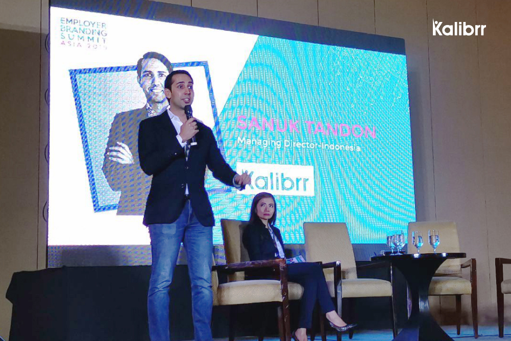 Kalibrr Shares Insights at Employer Branding Summit Asia 2019