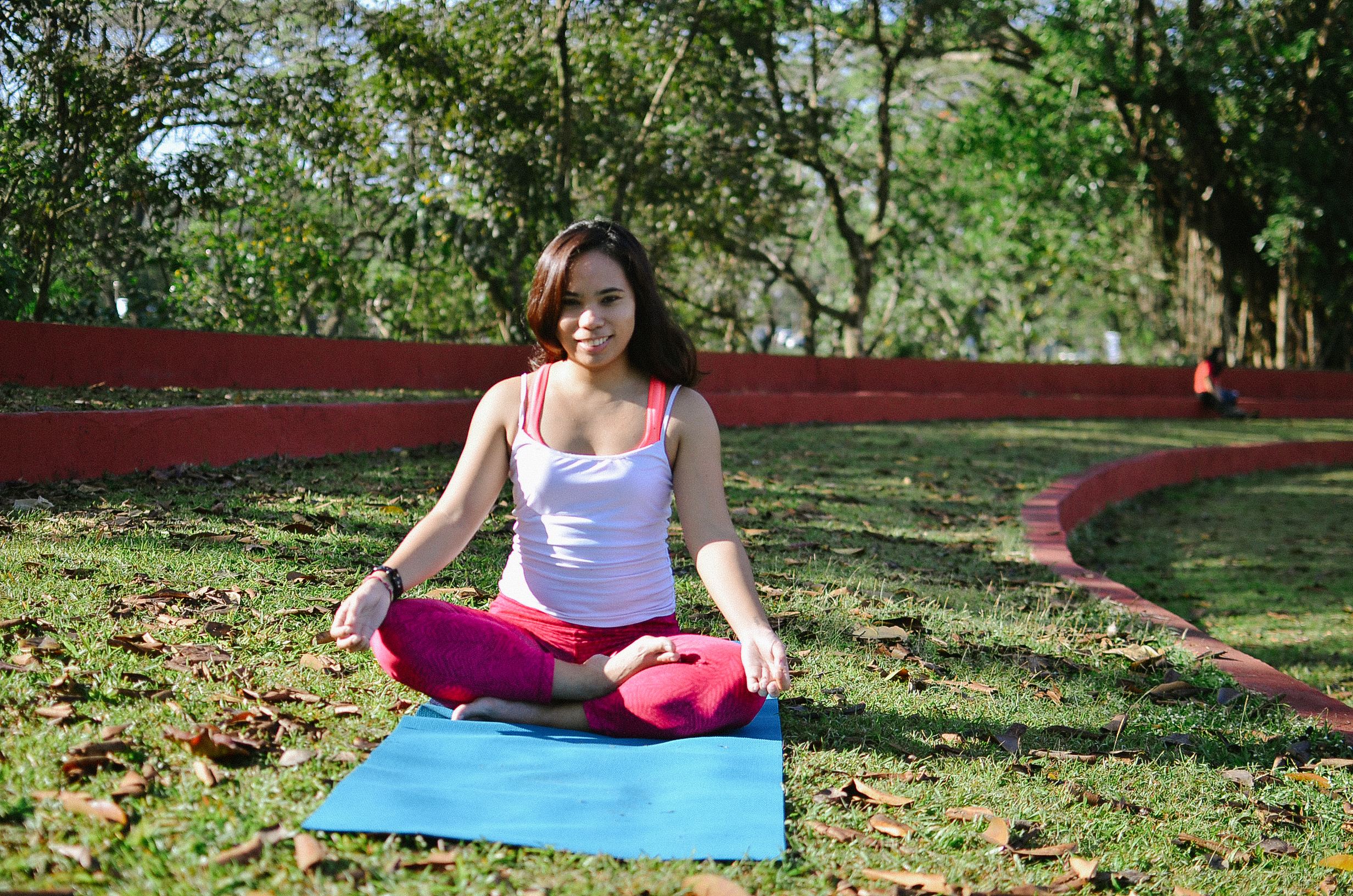 Dindin Reyes Yoga Teacher