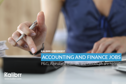Kalibrr Accounting Finance Jobs