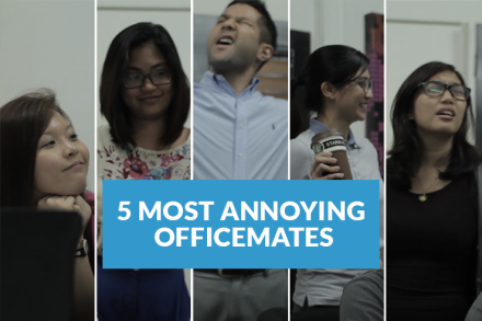 Annoying Officemates