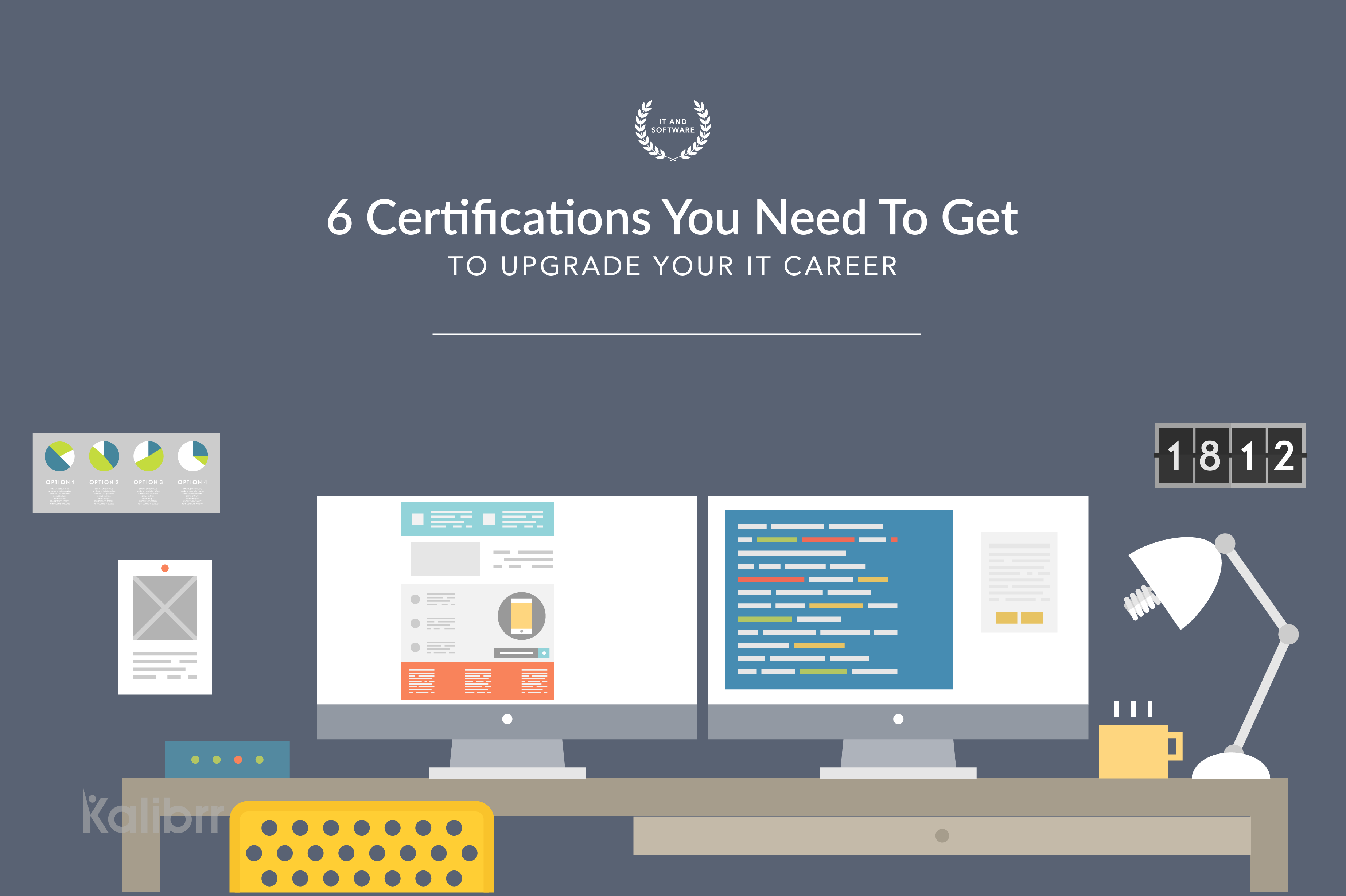 6 Certifications You Need To Get To Upgrade Your It Career Kalibrr