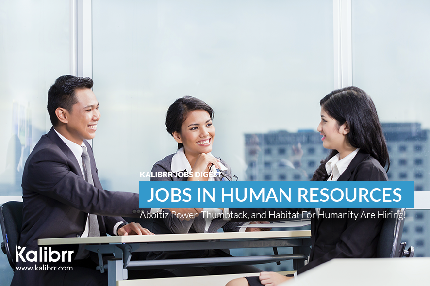 Human Resources HR Jobs Kalibrr
