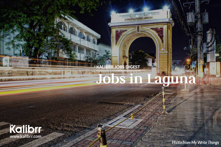Jobs in Laguna Kalibrr
