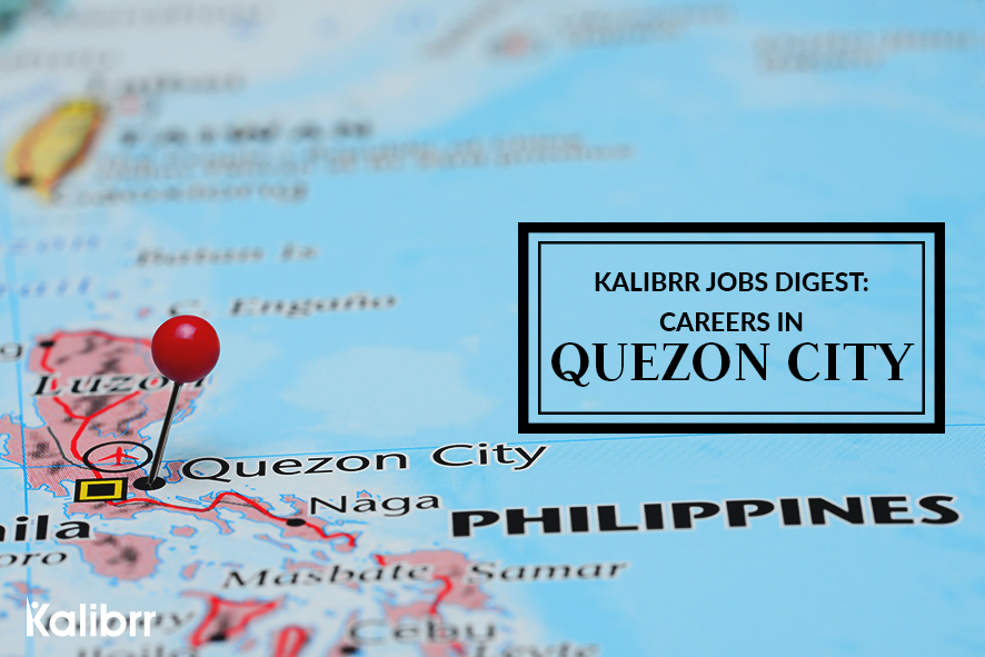 Find a Job in Quezon City