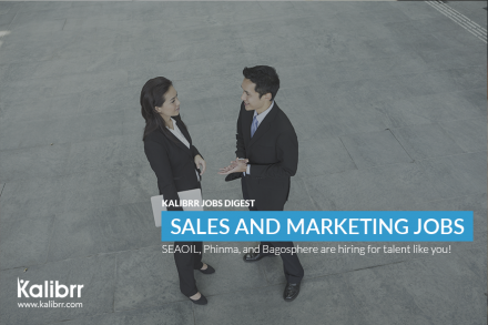 Sales and Marketing Jobs Kalibrr