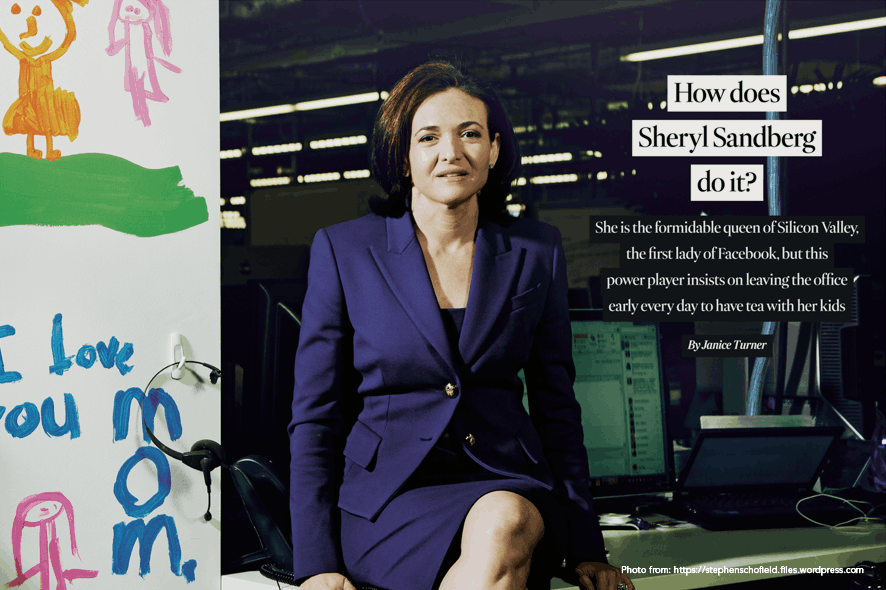 [FEATURE] Sheryl Sandberg