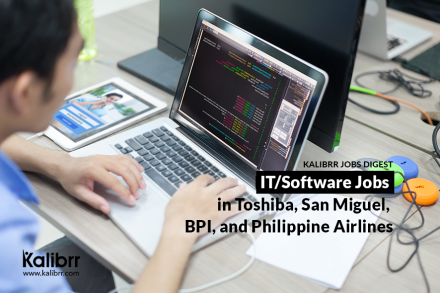 Weekly Jobs IT and Software