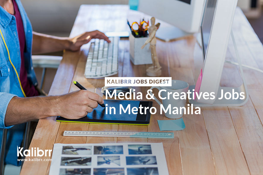 Weekly Jobs in Media and Creatives
