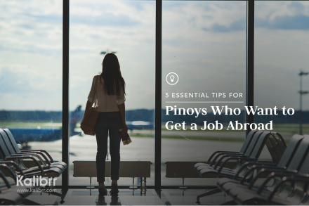 Work Abroad Tips for Filipinos
