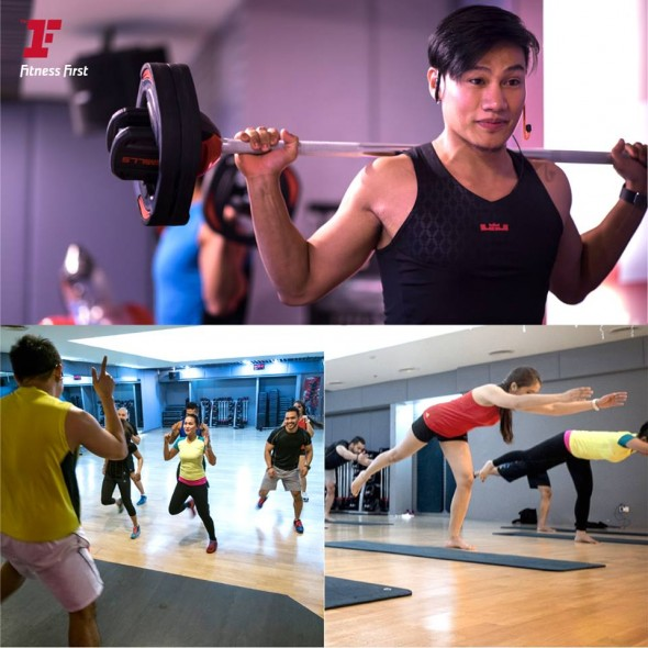 Photo from https://www.facebook.com/fitnessfirstph