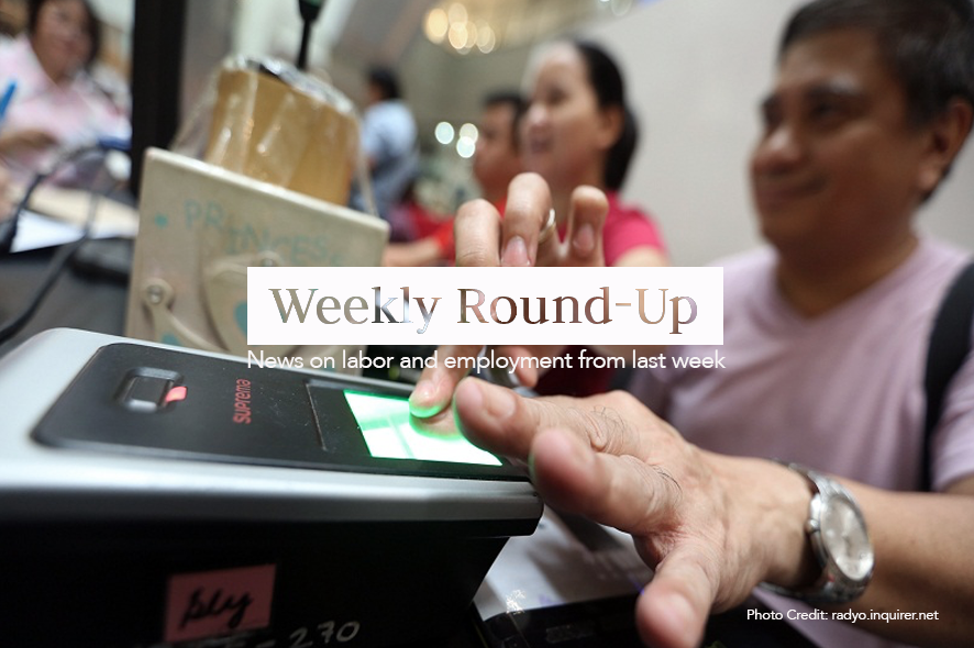 Weekly Round UP ofw2