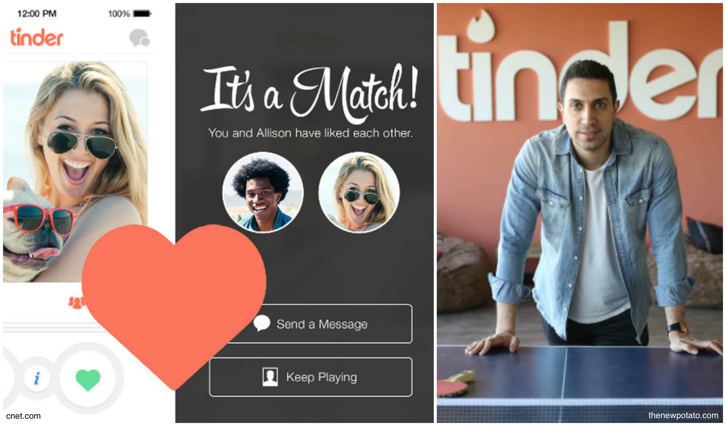 Tinder dating app for blackberry