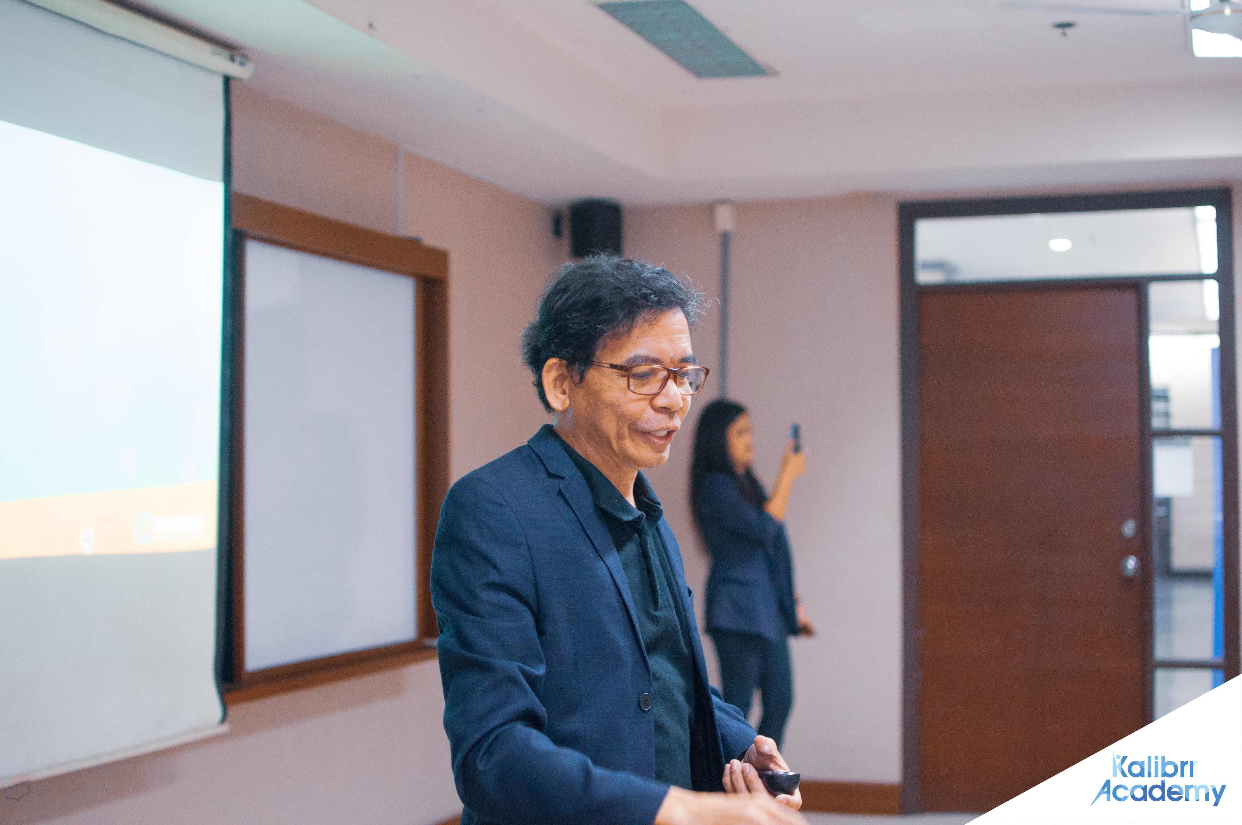First Kalibrr Academy for 2019 Held at the Ateneo Professional Schools - Ronnie Marquez